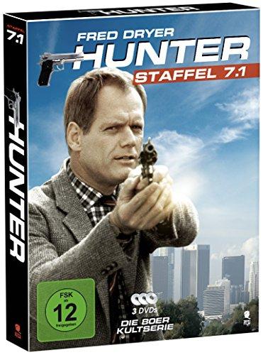Hunter - Staffel 7.1 (3 DVDs)