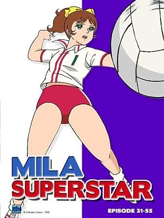 Amazon.com: Mila Superstar - Vol. 2, Episode 31-55 (5 DVDs ...