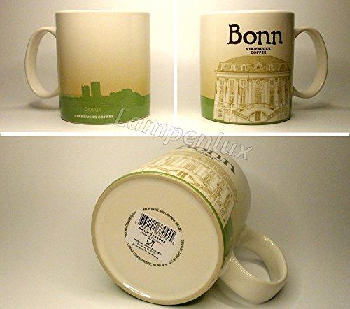 Starbucks Kaffeebecher Kaffee City Mug Tee Tasse Becher Icon Series Bonn Deutschland Germany