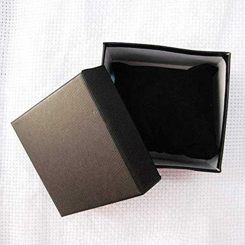 WE-WIN Montre boîte de Rangement Montre présentoir boîte Cadeau boîte Emballage Carton Polyvalent Montre Carton