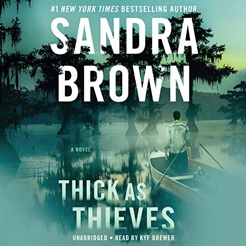 Thick as Thieves Audiobook By Sandra Brown cover art