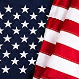 Best American Flag 3x5 Outdoors - TOAUOT American Flag 3x5 ft-Longest Lasting US Flag Review