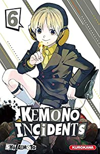 Kemono Incidents Edition simple Tome 6