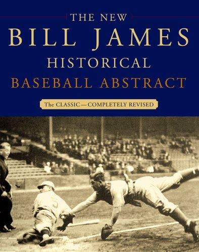 The New Bill James Historical Baseball Abstract (English Edition)