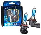 2 x HB4 9006 NEBELSCHEINWERFER XENON LOOK HALOGEN LAMPEN 6000 Kelvin