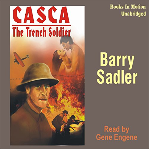 Casca: The Trench Soldier: Casca Series #21 audiobook cover art