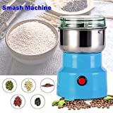 Multifunction Smash Machine,Portable Electric Cereals Bean Grain Grinder,Nut Spice Herb Grinding...