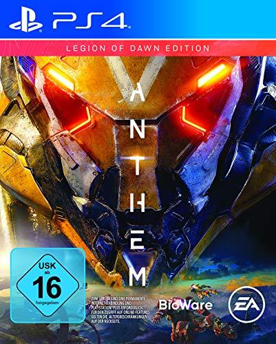 Anthem - Legion of Dawn Edition - PlayStation 4 [Importación alemana]