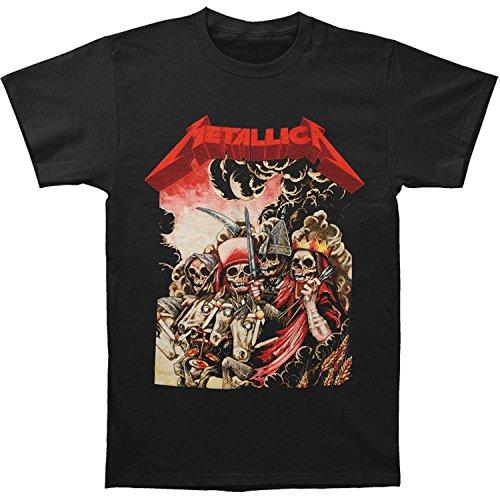 Metallica Men's The Four Horsemen T-Shirt Black XL