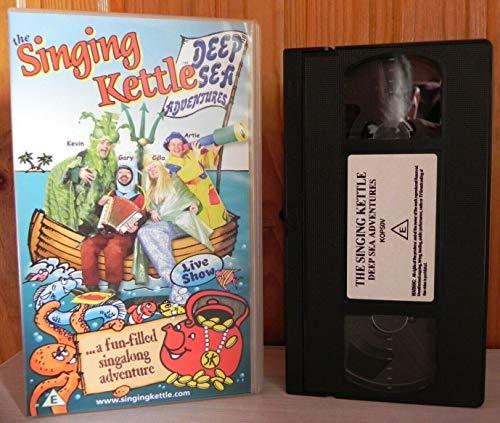 The Singing Kettle - Deep Sea Adventures [VHS]