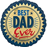 Amscan 4096401 Best Dad Ever -
