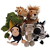 The Puppet Company PC002020 Fingerpuppe Set