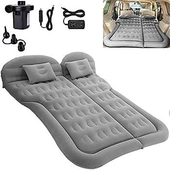 Saygogo SUV Air Mattress Camping Bed with Electric Air Pump