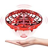 Jasonwell Hand Operated Drone for Kids Toddlers Adults - Hands Free Mini Drones for Kids Flying Toys Gifts for Boys and Girls Hand...