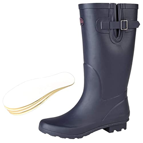 bright in luster detailed images full range of specifications Extra Wide Fitting Boots: Amazon.co.uk