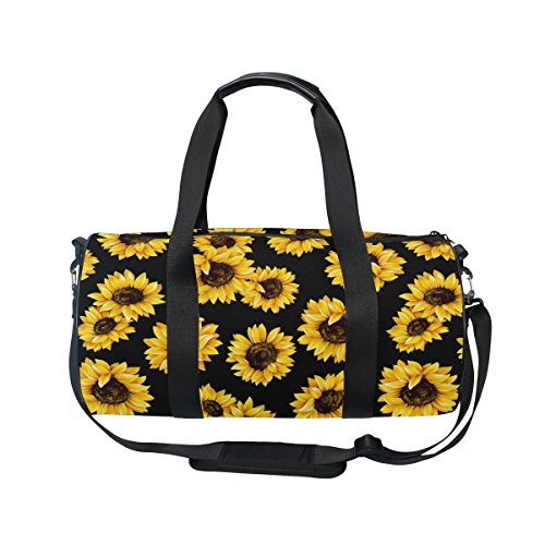 ALAZA Stylish Yellow Sunflower S...