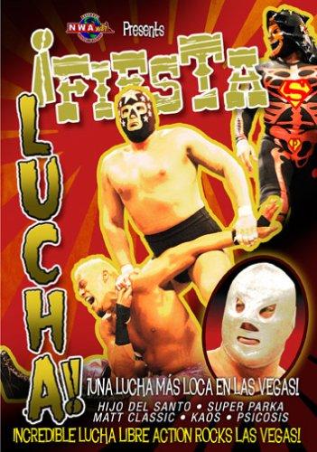 Price comparison product image NWA Pro Wrestling: Fiesta Lucha