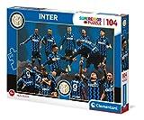 Clementoni CLEMEMTONI 104 el. Inter FC [Puzzle]