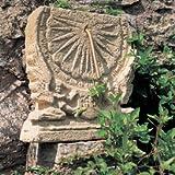 33x 35cm (LxA) Materiale: pietra artificiale Colore: ocra Consegna: circa 4settimane