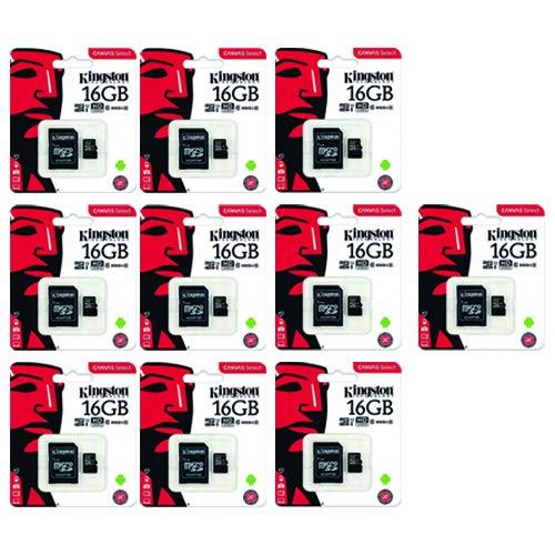 micro sd 16 gb precio fabricante Kingston