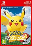 Pokémon: Let's Go, Pikachu! | Nintendo Switch - Código de descarga