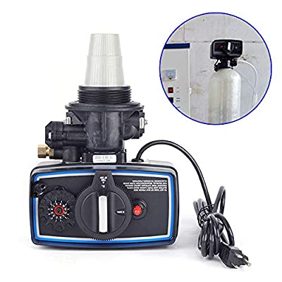 WUPYI Time Clock Control Valve 110V for Water Filter Softener Resin Tank 9''-11'' Dia,US Stock from WUPYI