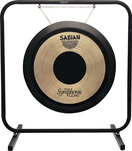 "1. Sabian 52402 24"" Symphonic Gong"