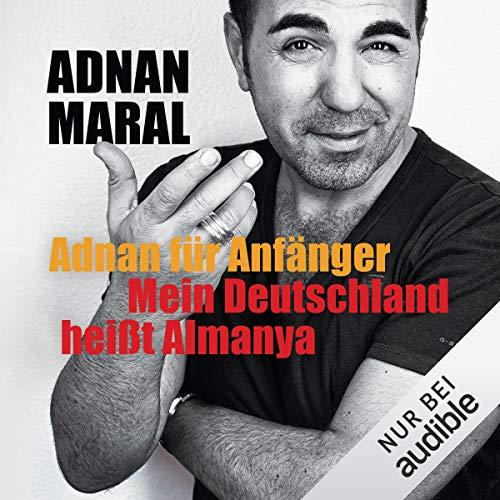 Adnan für Anfänger audiobook cover art