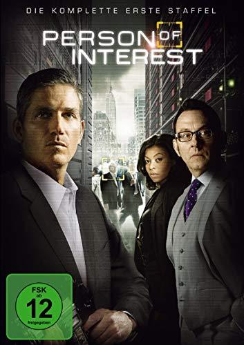 Person of Interest - Die komplette erste Staffel [6 DVDs]