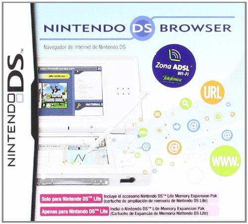 DS Navegador Internet (solo para NDS LITE)