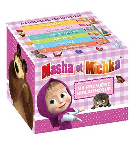 Masha et Michka - Ma Première Bibliothèque 2020