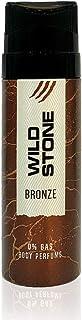 Wild Stone bronze Body Perfume for Men, 120ml