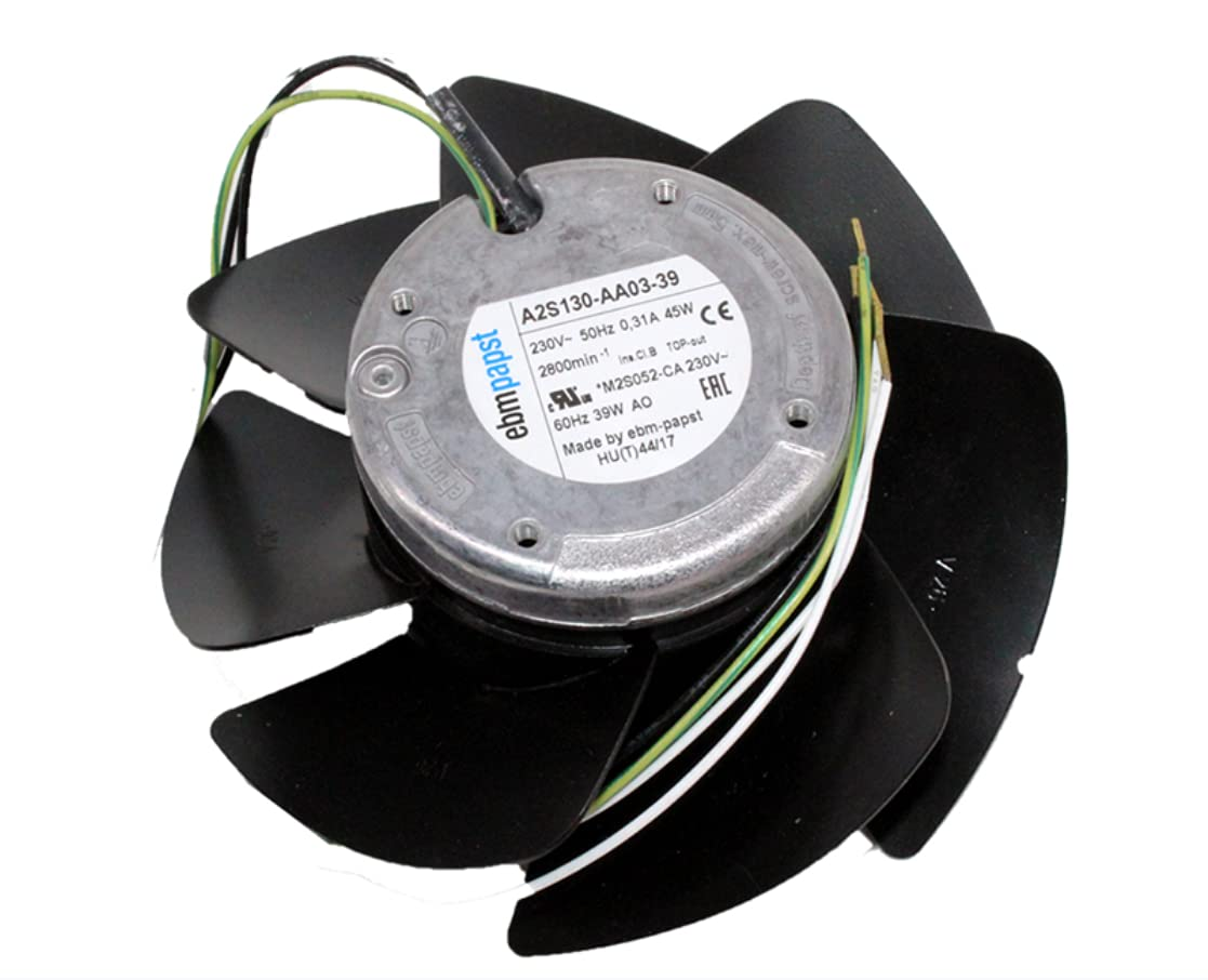 A2S130-AA03-39 ebmpapst 230V 45W Fan lowest price 138mm Today's only Cooling