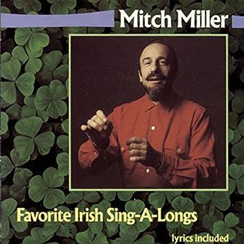 Favorite Irish Sing Alongs