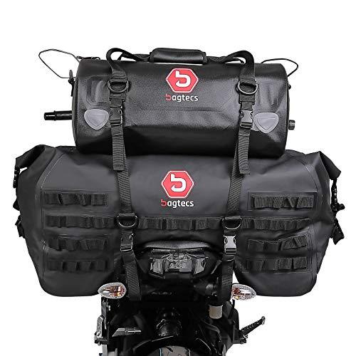 Bolsa Sillin Asiento Trasero SX70 + XF30 para Yamaha MT-07 / Tracer 700
