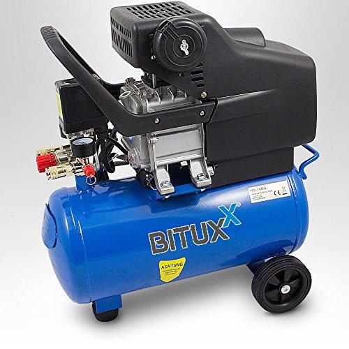 BITUXX® Druckluftkompressor 24 Liter - 3