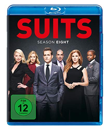 Suits - Season 8 [Blu-ray]
