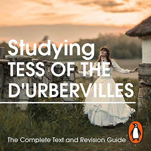 『Studying Tess of the D'Urbervilles』のカバーアート