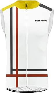 Uglyfrog MTB Cycling Jerseys - Breathable Cycling Vest Bike Jersey + 3D Gel Pad Bib Shorts for Pro Bicycle Racing Team Clothing HUS19DJV14