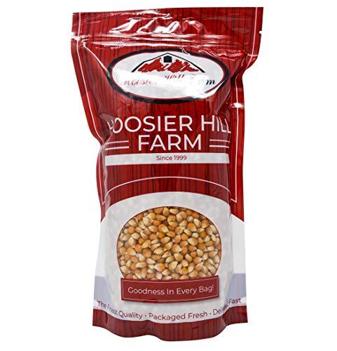Great Deal! Hoosier Hill Farm Gourmet Mushroom Popcorn, 3 Pound