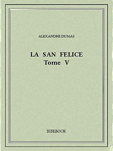 Couverture du livre La San Felice V