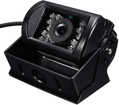 ZW18U PC 1 Perfectamente Radio Vista Trasera Reversión CCD cámara CCD para camión de Coche Bus Caravan 12-24V mecánico Piezas de Repuesto