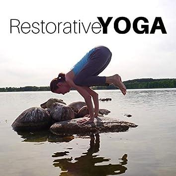 Restorative Yoga - Gentle Yoga Music & Nature Sounds