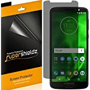 (2 Pack) Supershieldz Privacy Anti Spy Screen Protector Shield for Motorola Moto G6