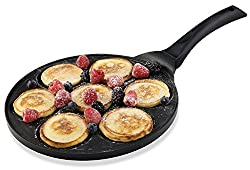 Gourmia Best Non Stick Pan for Pancakes