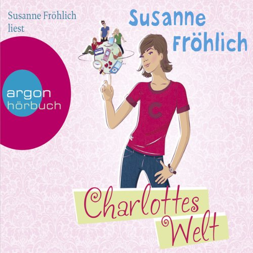 Charlottes Welt  By  cover art