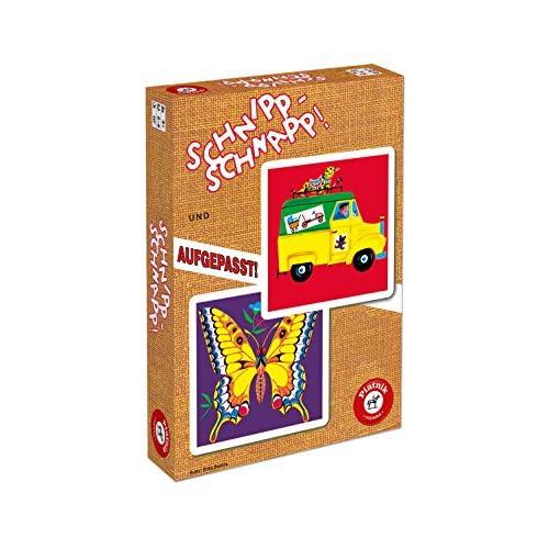 Piatnik - Carte Schnipp Schnapp [Lingua Tedesca]