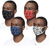 13. 3D Unisex Face Masks