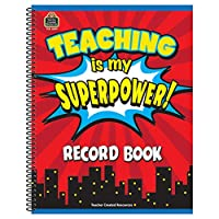 Teaching Is My Superpower Record