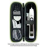 Étui de protection voyage rigide pour brosse à dents électrique Oral-B Pro,Philips Sonicare ou...